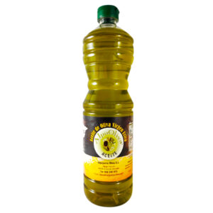 Aceite de oliva virgen extra 1 litro Pet Alpuoliva