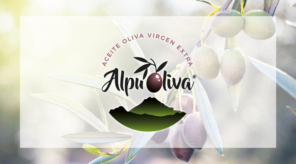 Logotipo de alpuoliva