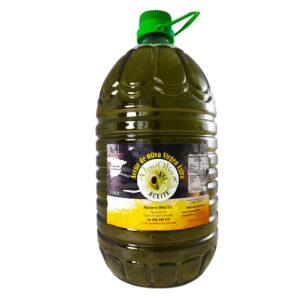 Aceite de oliva virgen extra 5 litros Pet Alpuoliva