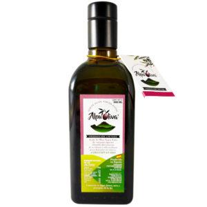 Aceite de oliva virgen extra 500ml Vidrio Alpuoliva