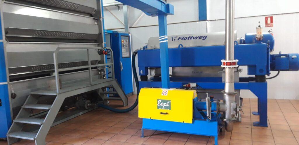 Máquinas alpuoliva almegíjar