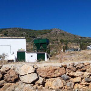 Exterior (De lejos) alpuoliva Almegíjar